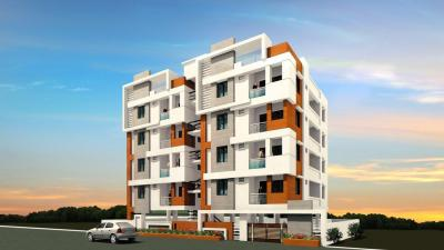 Gallery Cover Image of 1170 Sq.ft 2 BHK Apartment for buy in SV Constructions, Miyapur for 6900000
