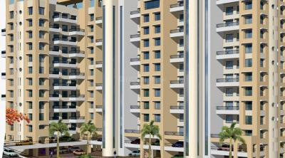 Gallery Cover Image of 650 Sq.ft 1 BHK Apartment for rent in Goel Ganga Constella, Kharadi for 16000