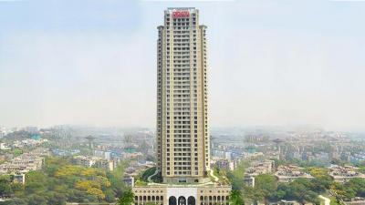 Gallery Cover Image of 470 Sq.ft 1 BHK Apartment for rent in Dosti Ambrosia, Wadala for 45000