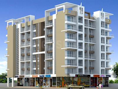 Gallery Cover Image of 670 Sq.ft 1 BHK Apartment for buy in RD Parvati Enclave, Taloje for 3550000