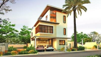 Gallery Cover Image of 3140 Sq.ft 3 BHK Villa for rent in Euphoria, Manchirevula for 51000
