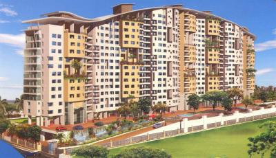 Gallery Cover Image of 1100 Sq.ft 2 BHK Apartment for rent in Srishti Synchronicity, Powai for 45000
