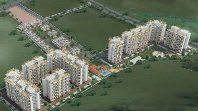 Gallery Cover Image of 860 Sq.ft 2 BHK Apartment for rent in Green City, Hadapsar for 15000