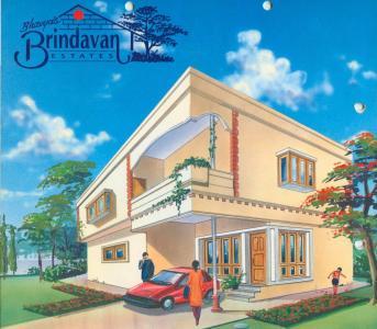 Gallery Cover Pic of Bhavya Brindavan Estates