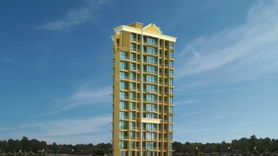 Gallery Cover Image of 679 Sq.ft 1 BHK Apartment for rent in Vision Atlantis Aura, Kalamboli for 10000