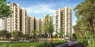 Gallery Cover Image of 1065 Sq.ft 2 BHK Apartment for buy in Raojee Palladium Plus, Dhanori for 6700000