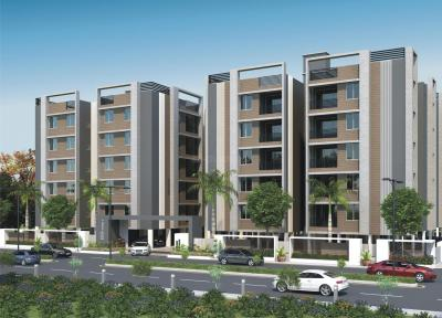 Gallery Cover Image of 2034 Sq.ft 3 BHK Apartment for buy in Avalon Courtyard 2, Ghodasar for 12500000
