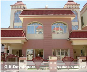 Gallery Cover Image of 875 Sq.ft 2 BHK Villa for rent in GK Roseland Villa, Pimple Saudagar for 21000