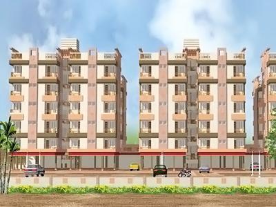Gallery Cover Image of 1440 Sq.ft 2 BHK Apartment for buy in Savaliya Krish Residency, Nikol for 4500000