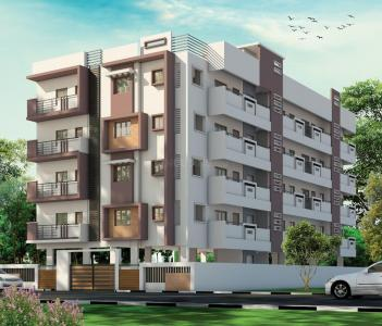 Gallery Cover Pic of SLV Anjanadri Apartment