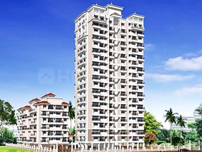 Gallery Cover Image of 1510 Sq.ft 3 BHK Apartment for rent in Tharwani Heritage, Kharghar for 38000