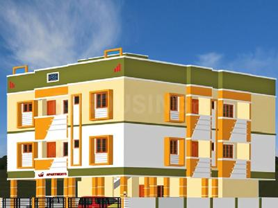 Gallery Cover Image of 1000 Sq.ft 2 BHK Independent House for rent in UV Tambaram, Tambaram for 7000