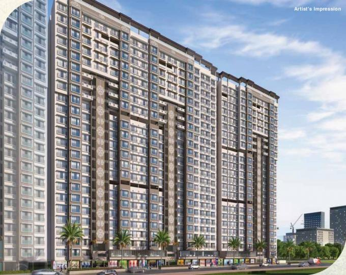 Project Image of 575 Sq.ft 2 BHK Apartment for buyin Vikhroli East for 9200000