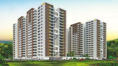 Gallery Cover Image of 1350 Sq.ft 2 BHK Apartment for rent in Valmark Orchard Square, Kalena Agrahara for 24000