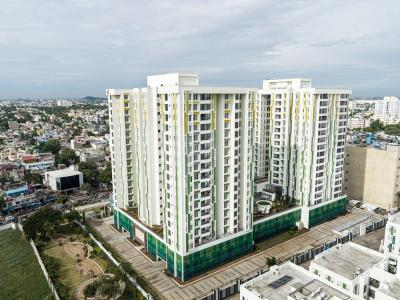 Gallery Cover Image of 1925 Sq.ft 3 BHK Apartment for buy in Appaswamy Trellis South Phase, Vadapalani for 32000000