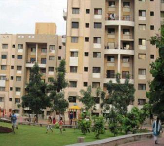 Gallery Cover Image of 590 Sq.ft 1 BHK Apartment for rent in Nagar Cooperative Housing Society, Tingre Nagar for 15000