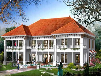 Gallery Cover Pic of Kent Nalukettu Palm Villas