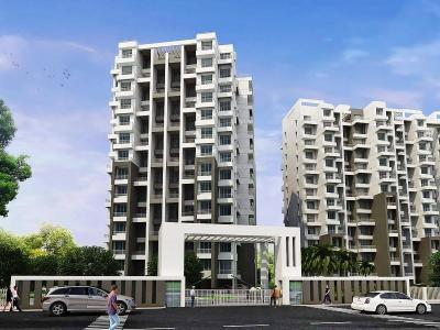 Gallery Cover Image of 941 Sq.ft 2 BHK Apartment for buy in City, Wagholi for 4500000