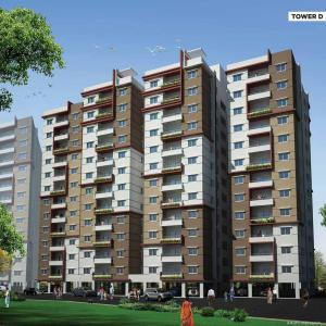 Gallery Cover Image of 1180 Sq.ft 2 BHK Apartment for buy in K Raheja Vistas Tower D To F, Nacharam for 7000000