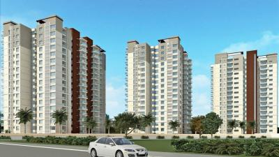 Gallery Cover Image of 1355 Sq.ft 2 BHK Apartment for rent in Prestige Ivy League, Kothaguda for 39999