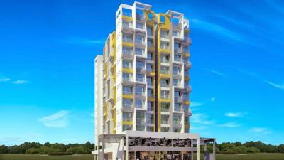 Gallery Cover Image of 700 Sq.ft 1 BHK Apartment for buy in Jalaram Landmark, Kamothe for 6000000