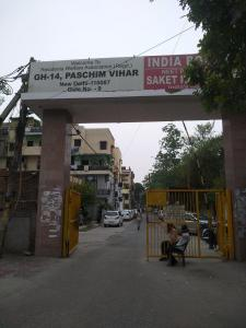 Gallery Cover Image of 1250 Sq.ft 3 BHK Apartment for rent in Gh14 Paschim Vihar, Paschim Vihar for 25000