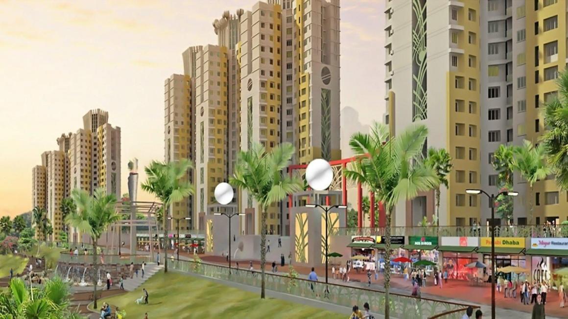 Gallery Cover Pic of Nirmal City Kalyan Riviera B