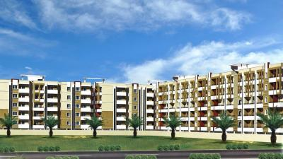 Gallery Cover Image of 1500 Sq.ft 1 RK Apartment for rent in BM Glorietta, Whitefield for 9333