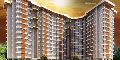 Gallery Cover Image of 1040 Sq.ft 2 BHK Apartment for rent in Dipti Spaces Aaryavarta, Andheri East for 47000