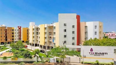 Gallery Cover Image of 1680 Sq.ft 3 BHK Apartment for rent in TVH Svasti, Thoraipakkam for 25000