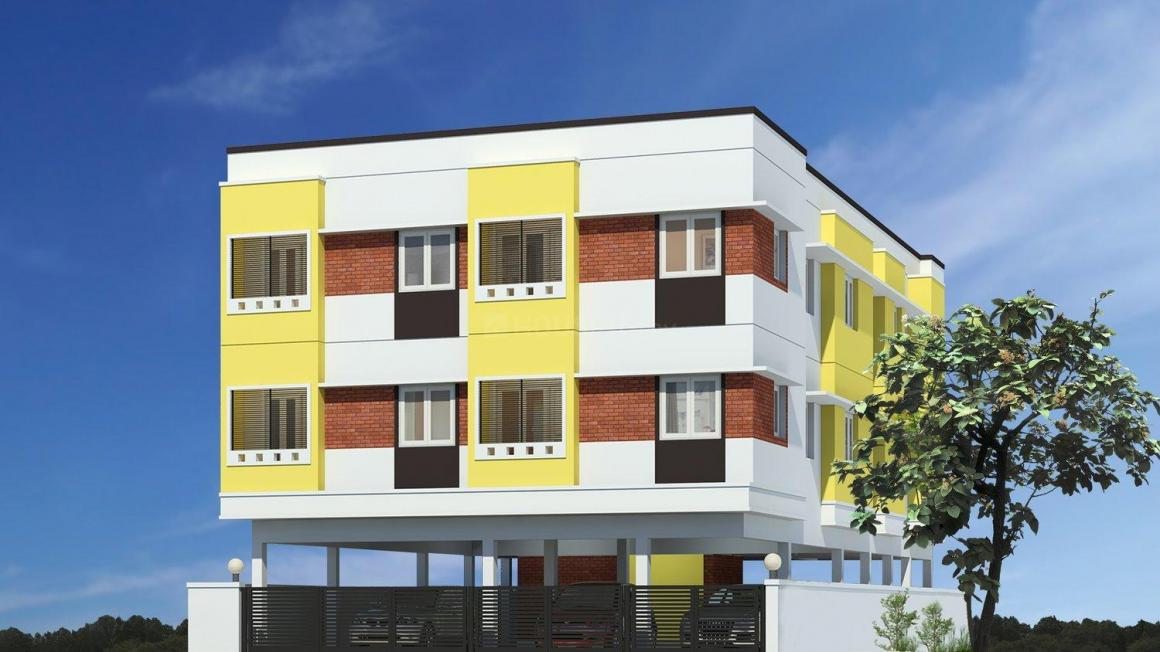 Gallery Cover Pic of RK Iswaryam Apartments