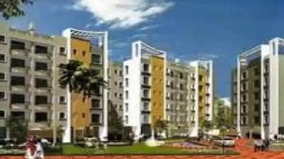 Gallery Cover Image of 1305 Sq.ft 3 BHK Apartment for buy in Lotus Garden, Rajarhat for 6800000