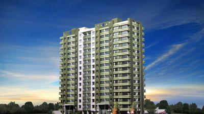 Gallery Cover Image of 995 Sq.ft 2 BHK Apartment for rent in Leena Bhairav Residency, Mira Road East for 20000