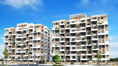 Gallery Cover Image of 1000 Sq.ft 1 BHK Apartment for rent in Rahul Rahul Park, Warje for 16000
