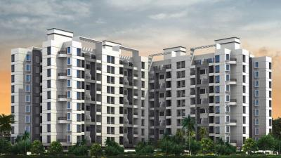 Gallery Cover Image of 601 Sq.ft 1 BHK Apartment for rent in Sarthak Beaulieu, Pisoli for 9000
