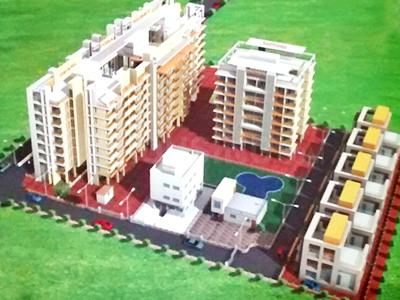 Gallery Cover Image of 1690 Sq.ft 4 BHK Apartment for buy in Space Victor Heights, Vasai West for 13100000