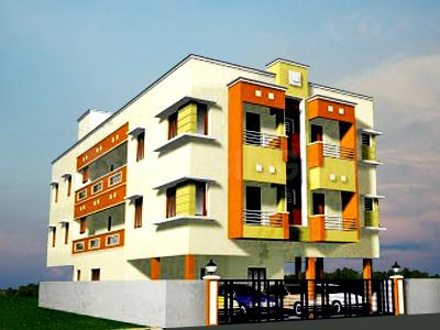 Gallery Cover Pic of Preetha Rishimaa Flats