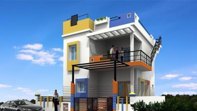 Gallery Cover Image of 2000 Sq.ft 4 BHK Villa for buy in Dwarkadheesh Haveli Dwarka Dham Society, Gandhinagar for 7000000
