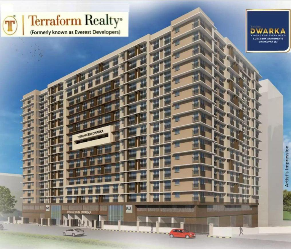 Gallery Cover Pic of Terraform Dwarka