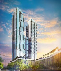 Gallery Cover Image of 1430 Sq.ft 2 BHK Apartment for buy in Monte South , Byculla for 52400000