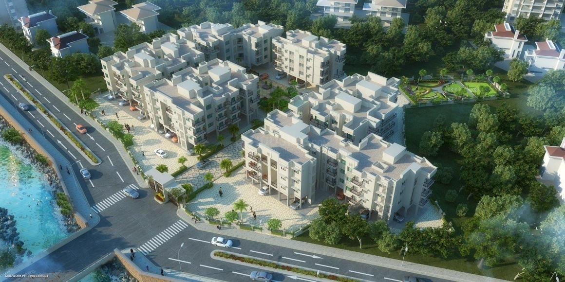 Gallery Cover Pic of Space Prakriti Sparsh Building No 1 To 6