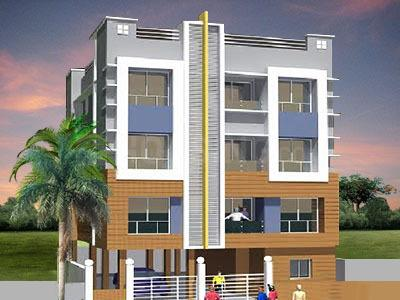 Gallery Cover Image of 900 Sq.ft 2 BHK Apartment for buy in Joy 82 Lake Gardens, Lake Gardens for 3500000