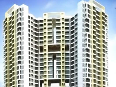 Gallery Cover Image of 650 Sq.ft 1 BHK Apartment for buy in Evershine Meadows, Dharavi for 14000000