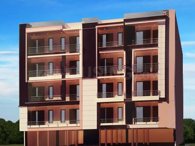 Gallery Cover Image of 400 Sq.ft 2 BHK Apartment for rent in VLB Homes - I, Uttam Nagar for 7500