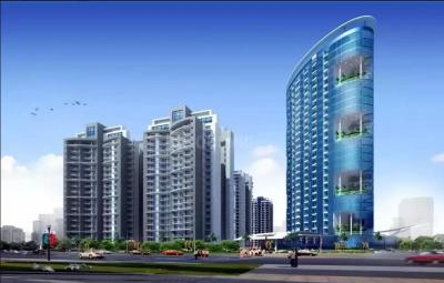 Gallery Cover Image of 756 Sq.ft 1 BHK Apartment for rent in Nimbus The Golden Palms, Sector 168 for 20000