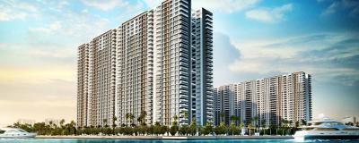 Gallery Cover Image of 2596 Sq.ft 3 BHK Apartment for buy in Marina One, Marine Drive for 34500000