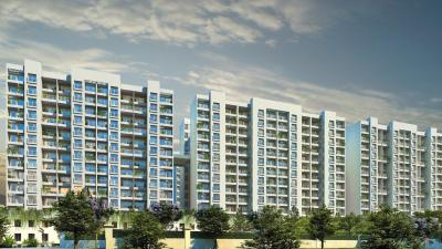 Gallery Cover Image of 602 Sq.ft 1.5 BHK Apartment for rent in Godrej Horizon, Undri for 12500