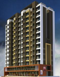 Gallery Cover Image of 710 Sq.ft 1 BHK Apartment for rent in Raviraj Spring, Mira Road East for 15500