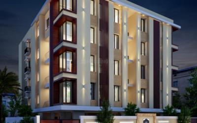 Innovative Adyar Apartment