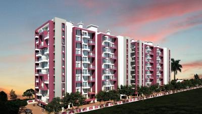Gallery Cover Image of 912 Sq.ft 2 BHK Apartment for rent in Mayur Geminus, Handewadi for 14500